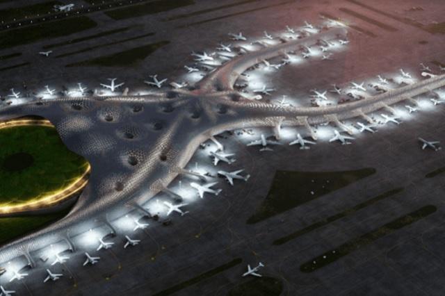 Suspenden 4 licitaciones para que revise AMLO nuevo aeropuerto