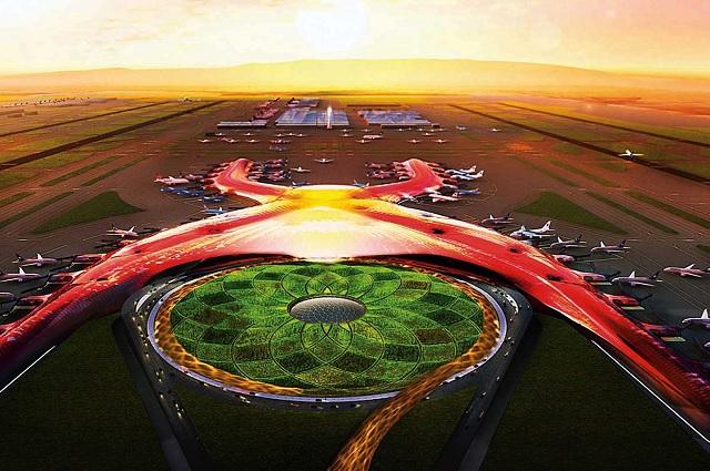 Plantea AMLO que constructores del nuevo aeropuerto se vuelvan inversionistas