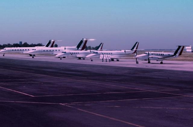 Precisan que aeropuerto en Santa Lucía sigue suspendido judicialmente