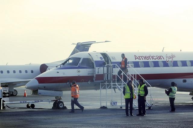 Sigue en picada arribo de pasajeros al aeropuerto Hermanos Serdán