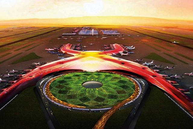 AMLO anuncia consulta en octubre para decidir futuro del nuevo aeropuerto