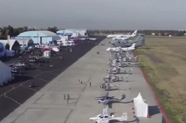 Aeropuerto en Santa Lucía estará listo en 2021, promete AMLO
