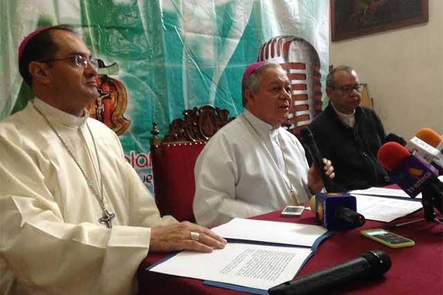 Ordenará arzobispo a 14 diáconos en la Catedral de Puebla