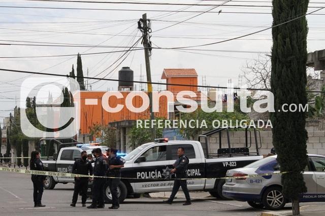 Dejan cabeza y manos humanas en bolsa en la Guadalupe Hidalgo