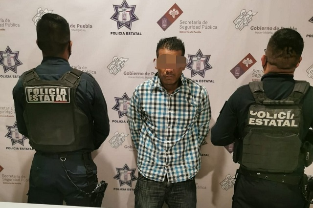 Hondureño es detenido en Puebla con cristal y marihuana