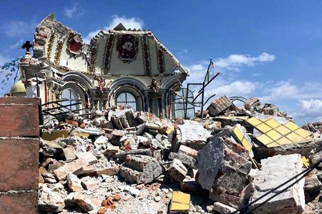 Descuidan web de seguimiento de acciones de la reconstrucción