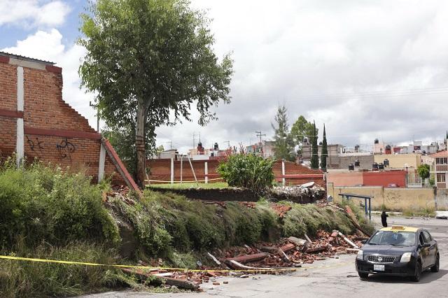 Se pierden 2 mil hectáreas de cultivo por lluvias en Puebla