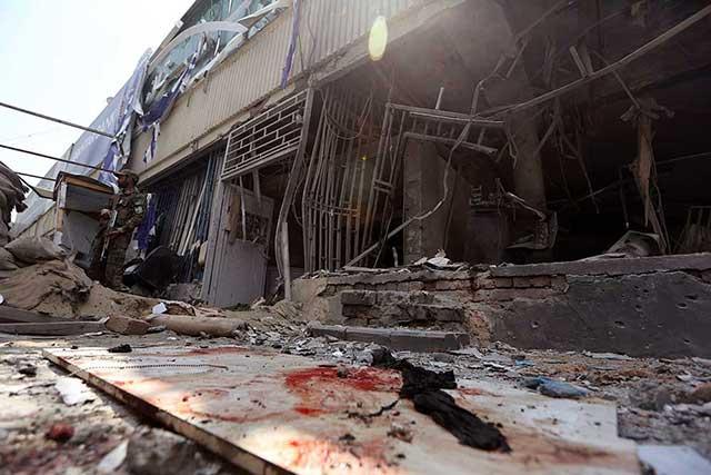 Ataque suicida en Kabul, Afganistán, deja un saldo de 6 muertos