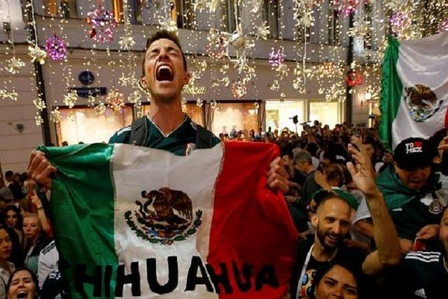 Recuento de los desfiguros de la afición mexicana en Rusia
