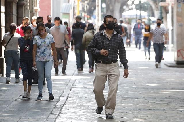 Mueren 39 por Covid en 1 día, récord de la pandemia en Puebla