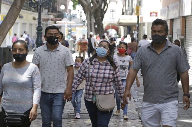 Tan sólo el 5% de casos de covid en México siguen activos