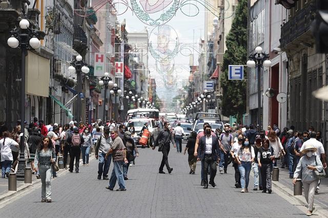 Colocan a Puebla en el cuarto sitio con más muertes por Covid