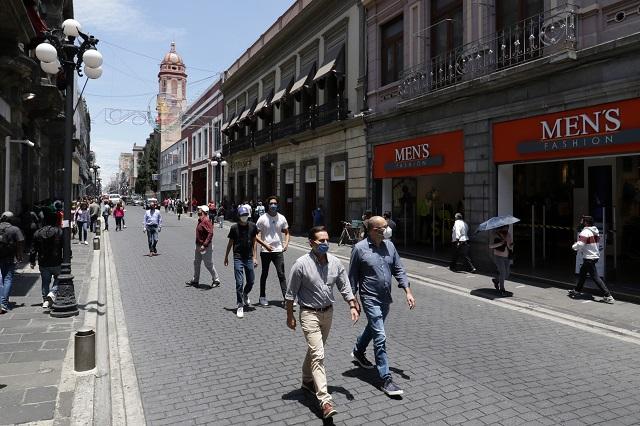 Anuncia Rivera obras en el Centro Histórico por 135 mdp