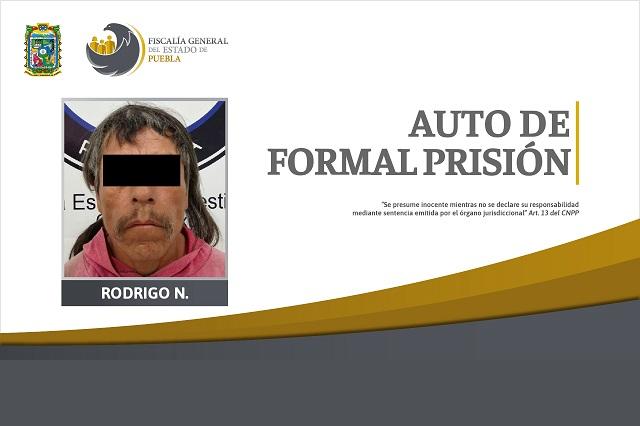 Cae 22 años sujeto ligado a doble homicidio en Puebla