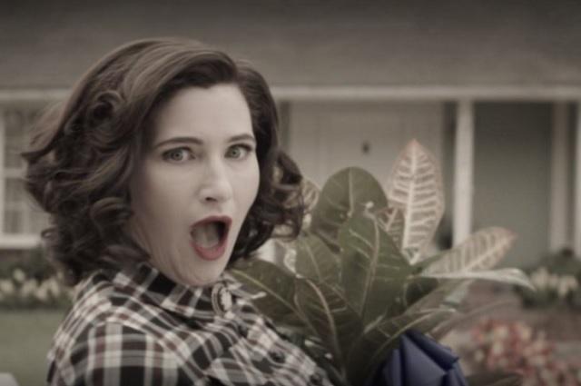 8 datos de Agatha Harkness, el nuevo personaje de WandaVision