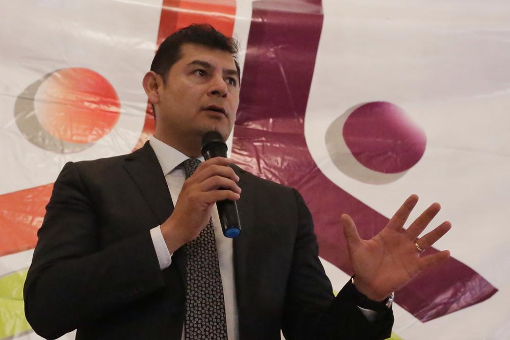Cárdenas se confundió con la invitación de AMLO: Armenta