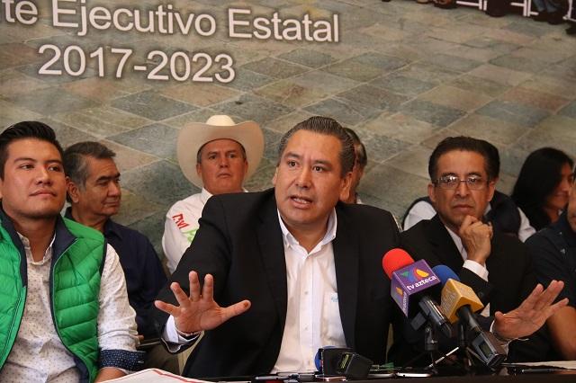 CTM apoya a Martha Érika Alonso y al voto diferenciado