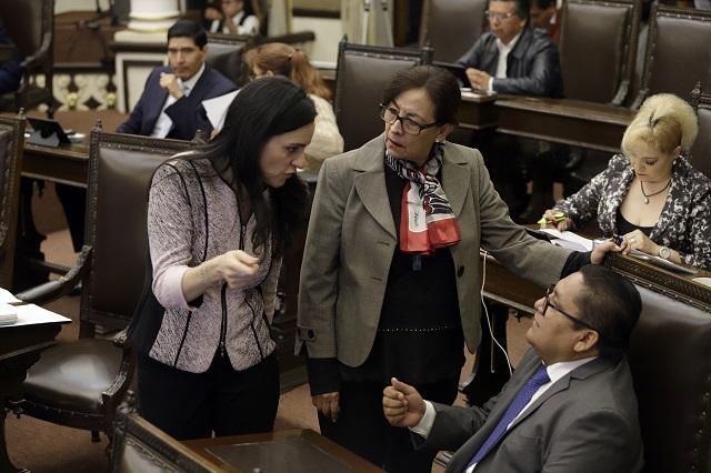 Enfrenta a diputados llegada de Biestro a comisión de Presupuesto