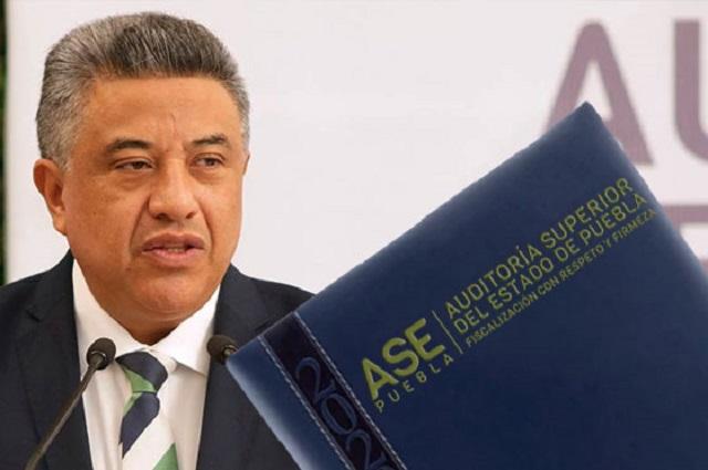 Repartió Romero contratos por 3.7 mdp en su llegada a la ASE