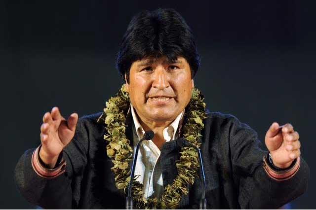 Ex agente de la DEA dice que investiga a Evo Morales y amigos por narcotráfico