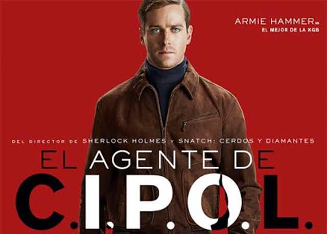 El agente de C.I.P.O.L se estrena en Puebla