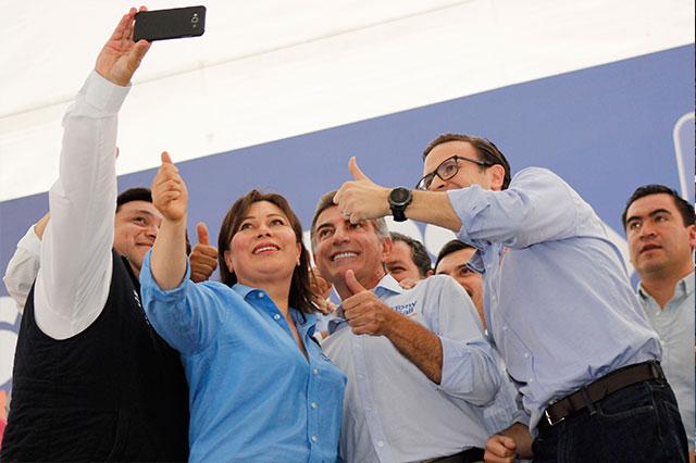 Gali promete construcción de Arco Sur para Teziutlán