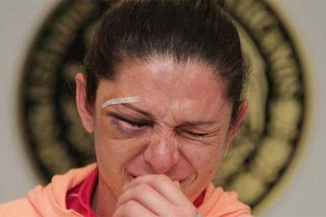Ana Gabriela convoca a cruzada contra la violencia de género