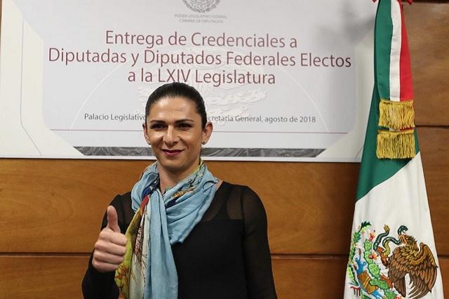 Ayuda para atletas, no para eventos caros: Ana Gabriela Guevara