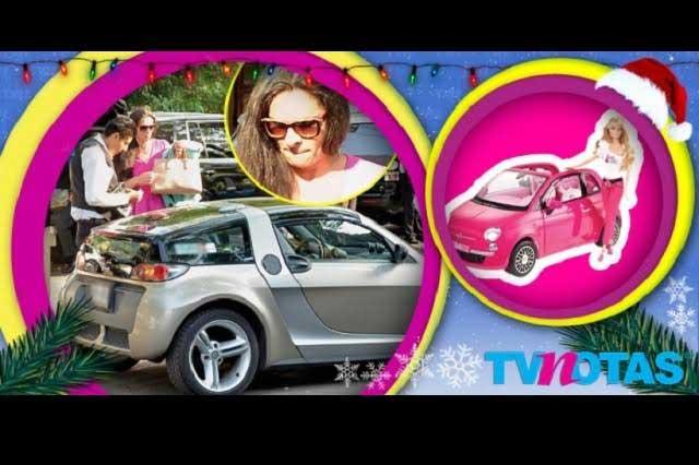 Ana Gabriela Guevara renueva su imagen; tiene lujoso auto