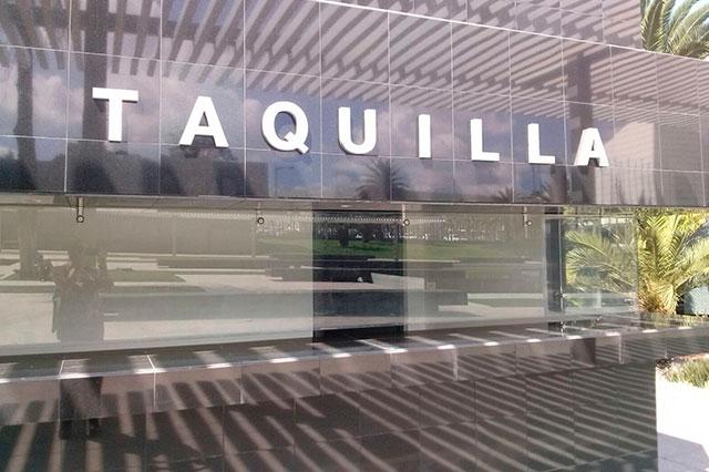 Retocan Auditorio de la Reforma tras denunciarse su descuido