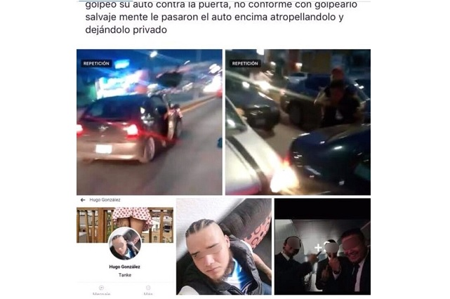 La FGE investiga a agresores de conductor en Chachapa