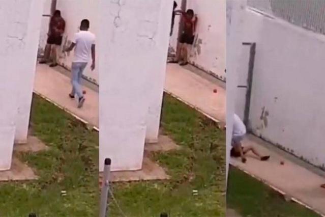 Detienen a hombre por agredir a niños en albergue de Jalisco