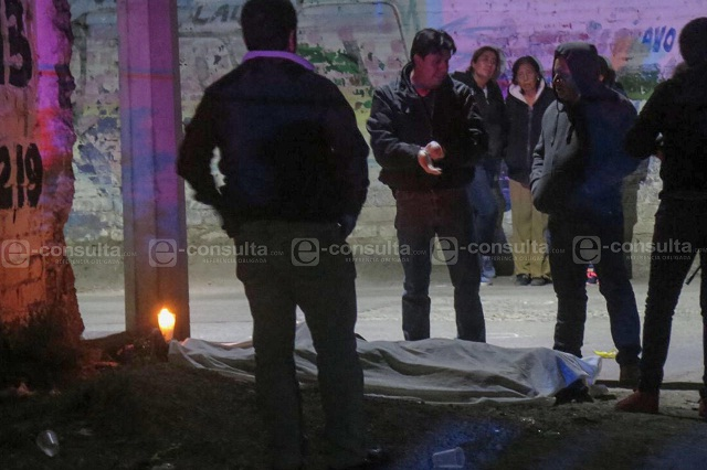 Un muerto y dos heridos deja agresión armada en Moyotzingo
