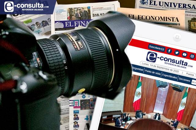 Crecen ataques a la prensa en Puebla en este gobierno: Artículo 19