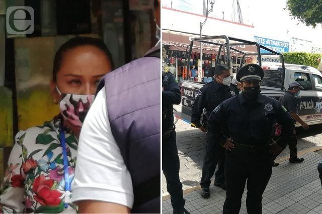 Golpean a reportera por retratar sitio de apuestas en Tehuacán