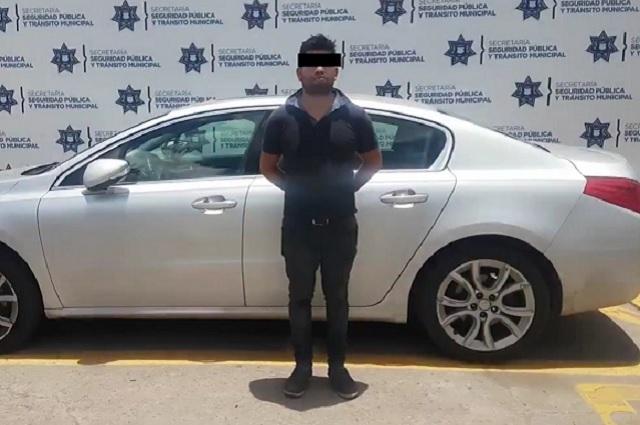 Agresor de limpiaparabrisas en La Margarita iba en coche robado