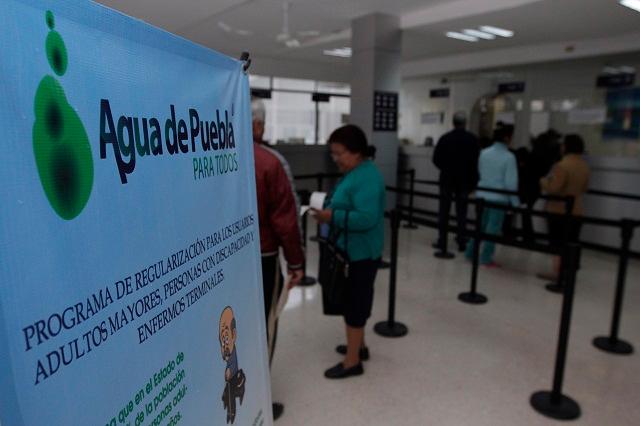 Amplía horarios de atención Agua de Puebla en temporada de fin de año