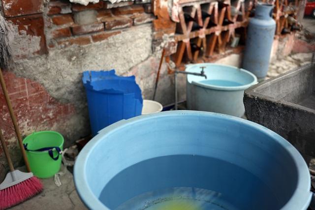 Suspenderán servicio de agua potable en 26 colonias por obras en Nealtican