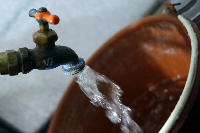 Vecinos de Chilac, Atlixco y Calpan valoran impugnar reforma del agua