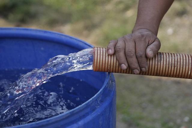 Piden en Coronango 6 mil pesos para no cortar el agua