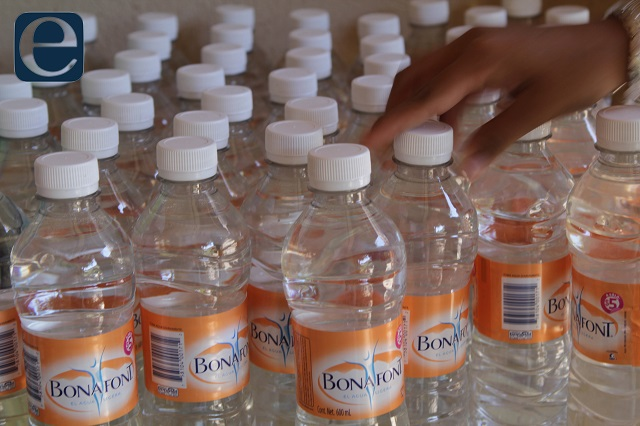 Sustentado en la legalidad Lozano Alameda clausuró La planta de agua BONAFONT