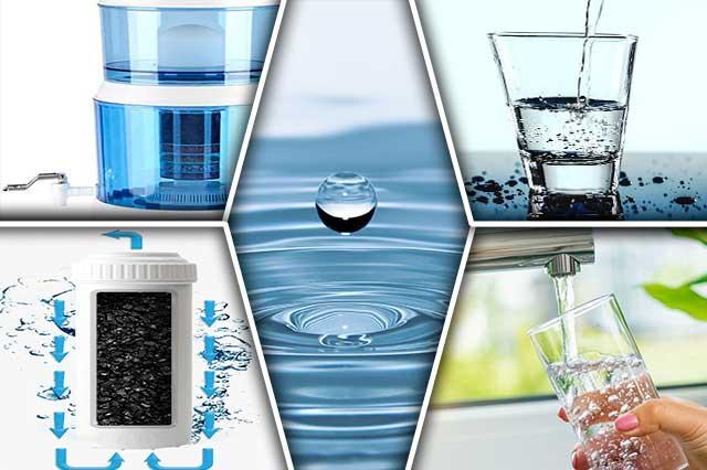 Alerta asociación: filtros no purifican el agua potable