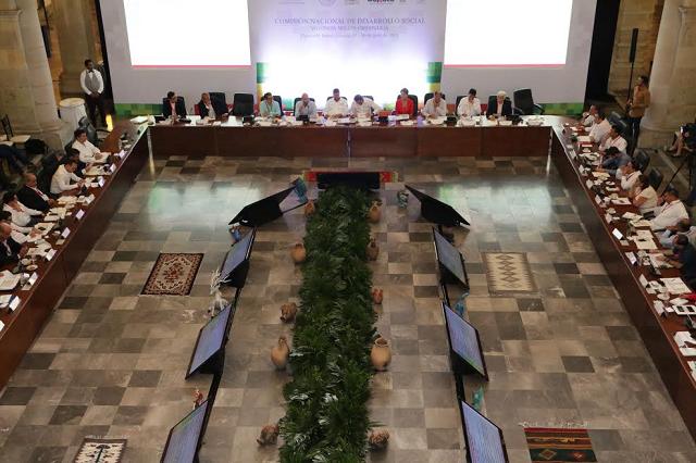 La Comisión Nacional de Desarrollo Social sesionará en Puebla: Islas
