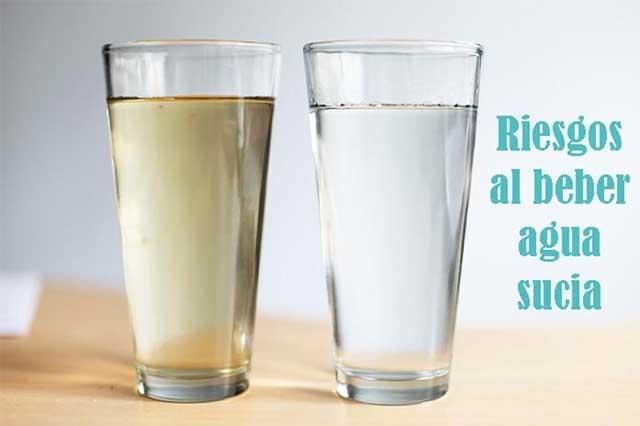 Agua contaminada amenaza a pobres en tres continentes