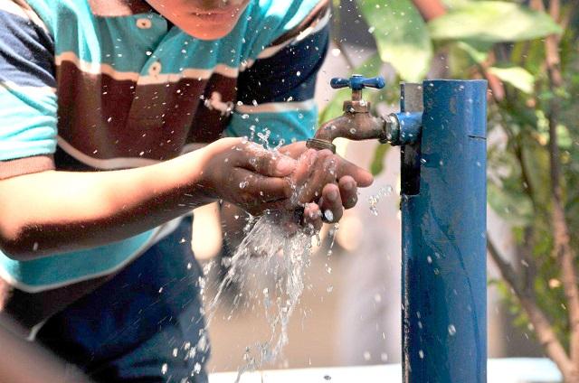 Suficiente agua a colonias en 2 años, meta de Agua de Puebla