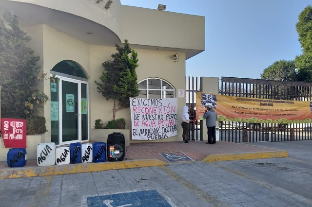 CFE deja sin luz y agua a comunidad de Ocotepec