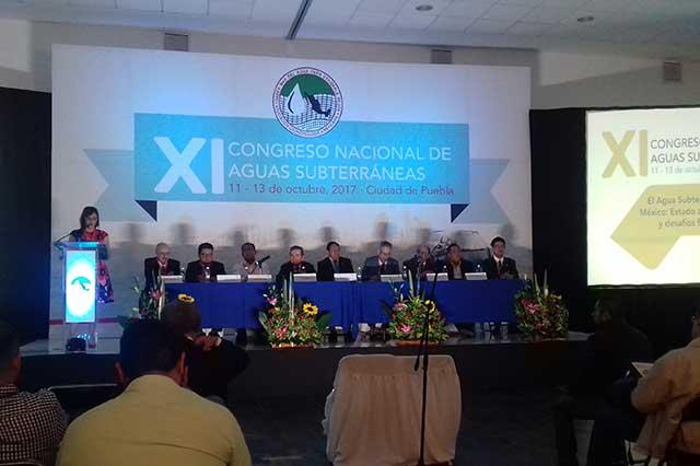 Agua de Puebla le apuesta a mejorar la eficiencia física