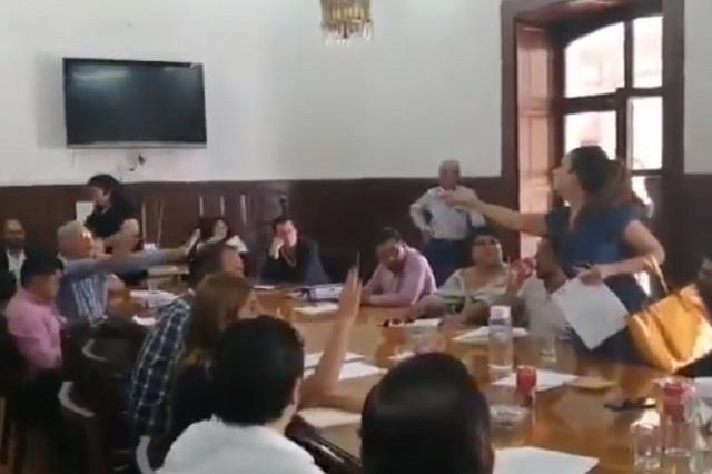La concesión del agua en Puebla es ilegal, concluyen regidores