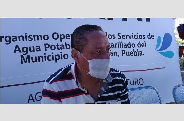 Cada año Tehuacán pierde 21 millones de metros cúbicos de agua
