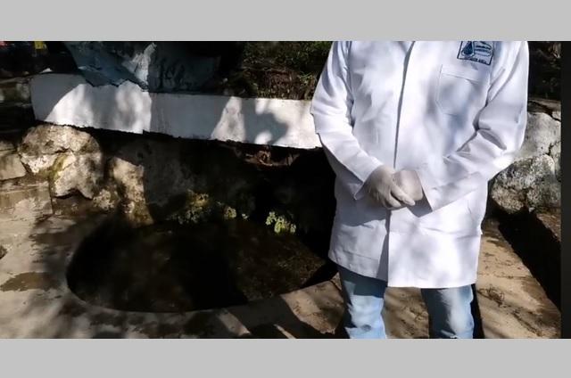 Analizan agua en Atlixco para descartar presencia de Covid-19